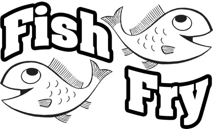 Fish Fry Dinner Clipart - Clipart Suggest