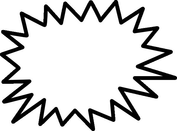 Clip Art Sunburst Clipart sunburst clipart kid best