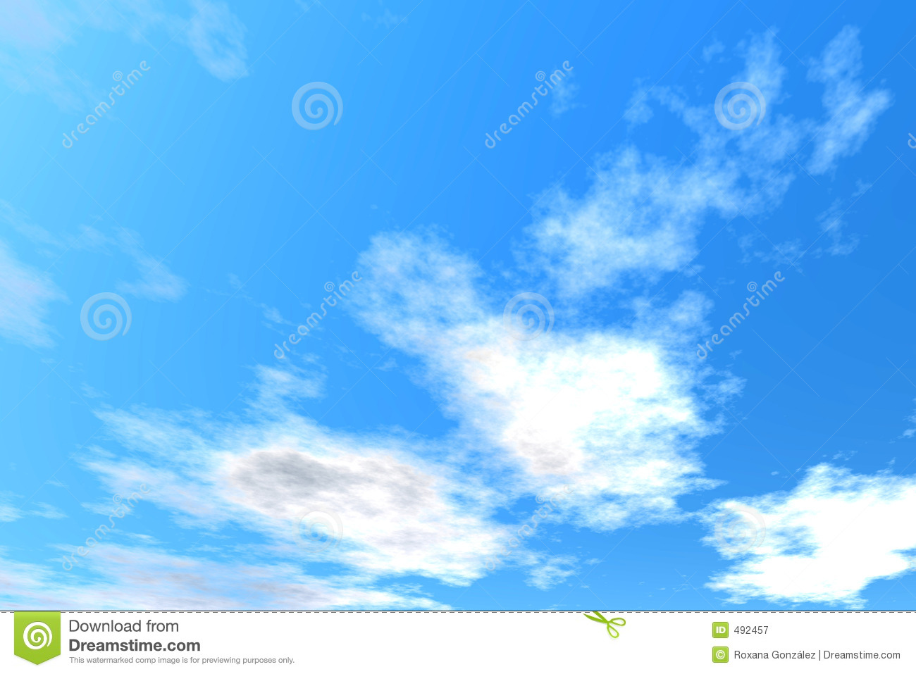 Clear Sky Royalty Free Stock Photography   Image  492457