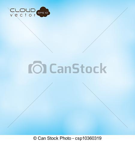 Clear Sky With    Csp10360319   Search Clipart Illustration