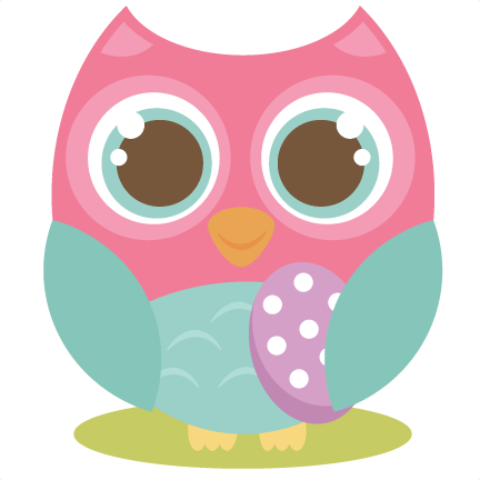 Easter Owl Svg Cutting File Cute Owl Clipart Free Svg Cut Files Easter