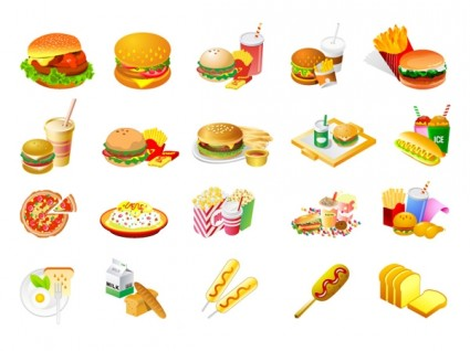 Clip Art Clip Art Of Food food web clipart kid westernstyle fast clip art free vector in adobe illustrator ai