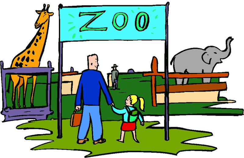 Free Zoo Clipart - Clipart Kid