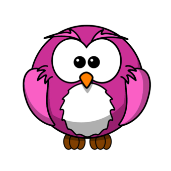 Funny Owl Cartoon   Clipart Best