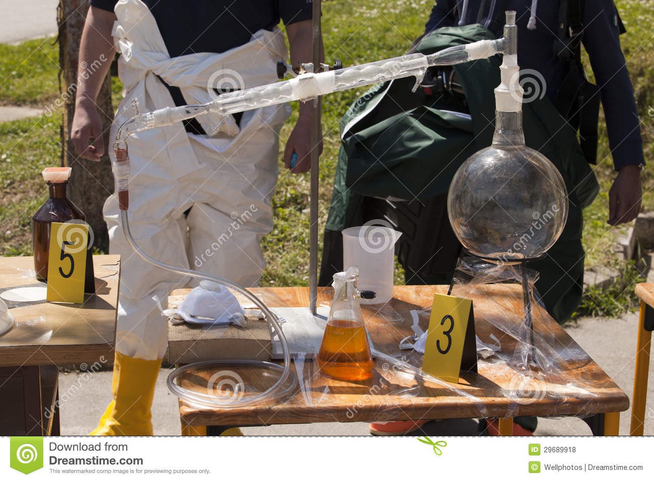 Illegal Drug Lab Royalty Free Stock Photos   Image  29689918