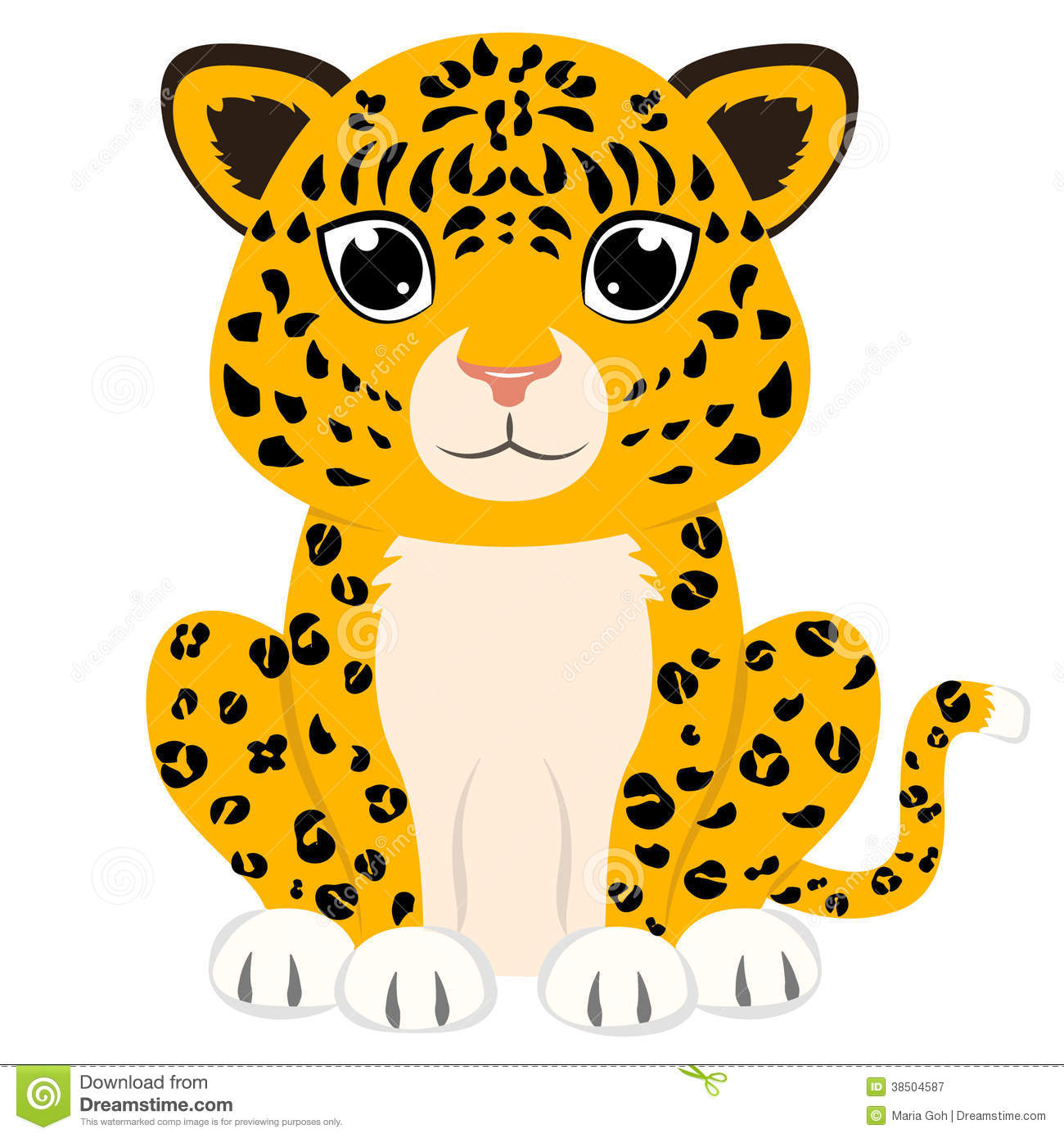 Leopard Royalty Free Stock Photography   Image  38504587
