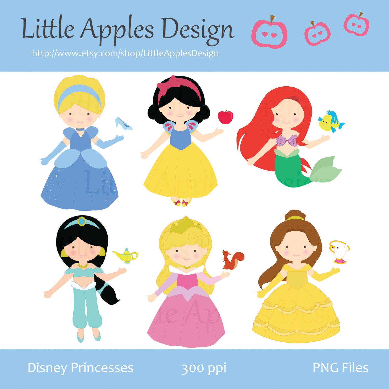 Princess Clip Art   Princess Clipart   Little By Dreamyduck