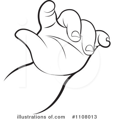 Baby Hand Clipart - Clipart Kid