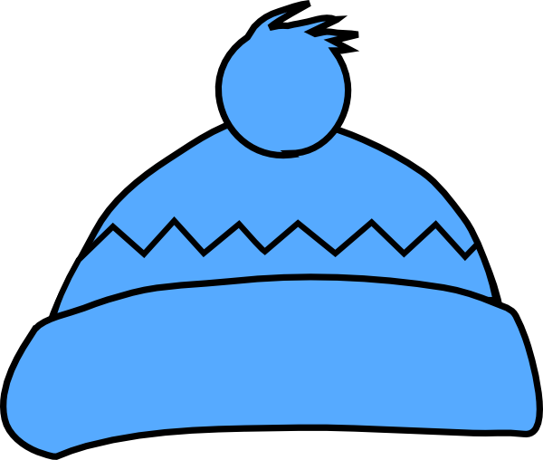 Snow Hat Clip Art At Clker Com   Vector Clip Art Online Royalty Free