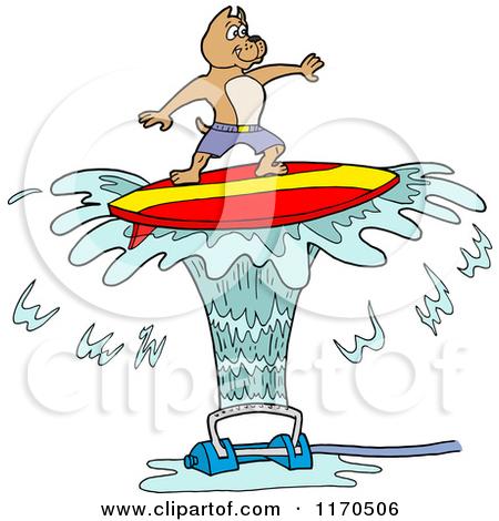 Copyright Free Sprinkler Clip Art