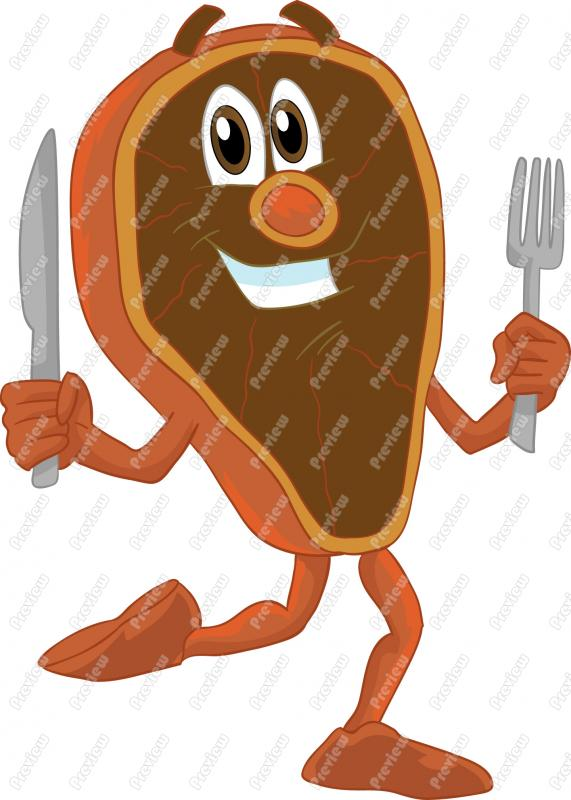 Steak Clip Art   Cartoon Steak