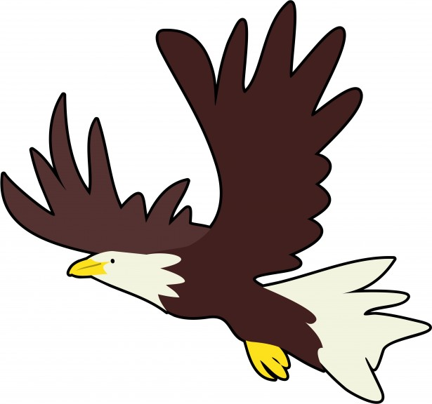 Bald Eagle Clipart Free Stock Photo   Public Domain Pictures
