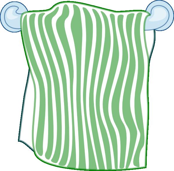 Bathroom Clip Art Free: Bathroom Towel Clipart