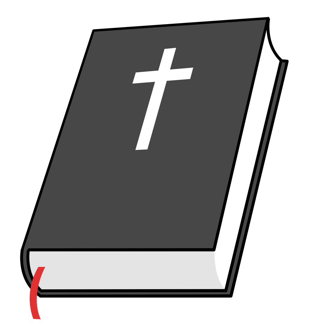Bible Clipart This Simple Bible Clip Art Is #s7vwW1 - Clipart Kid