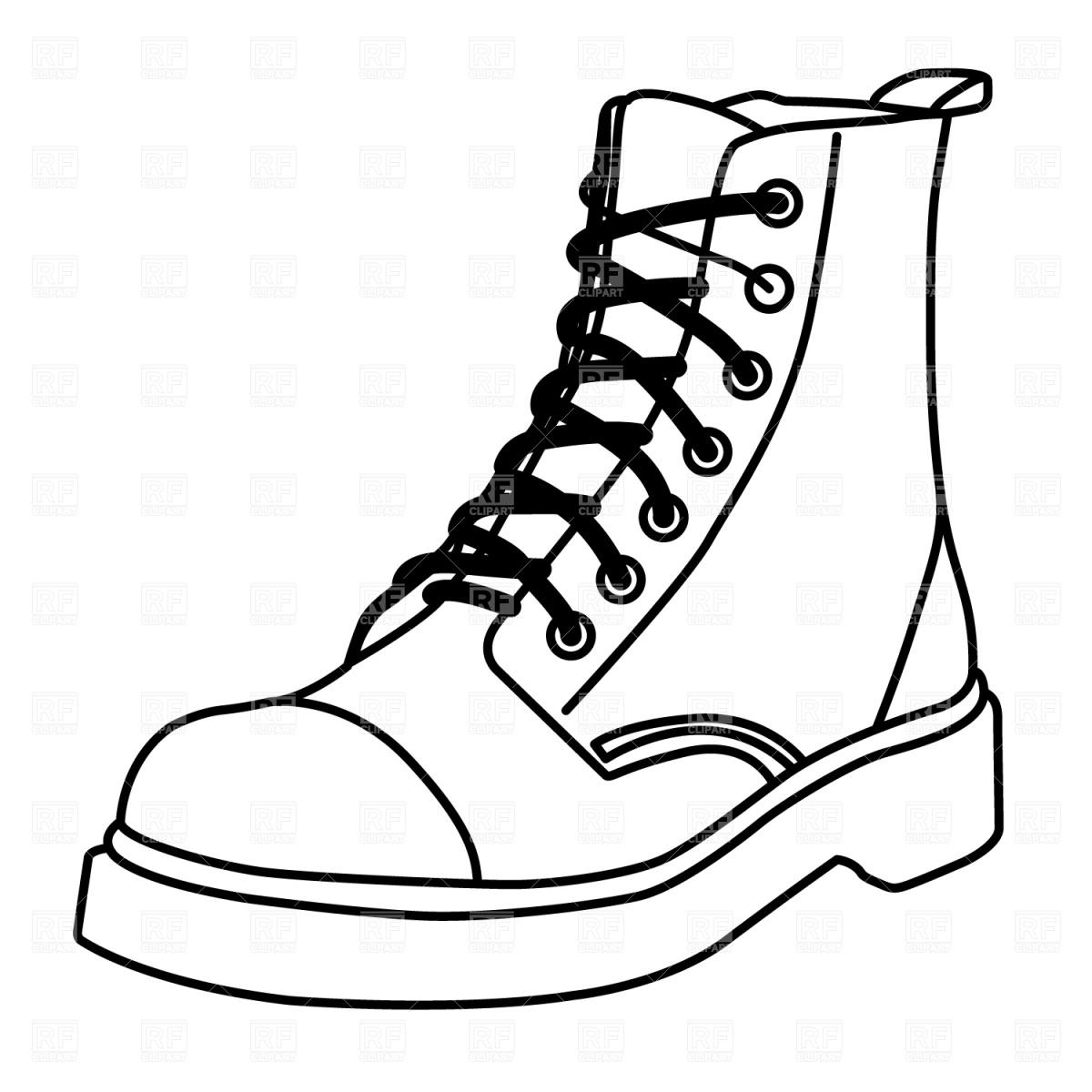 Clip Art Boots Clip Art combat boots clipart kid fashion pic clip art