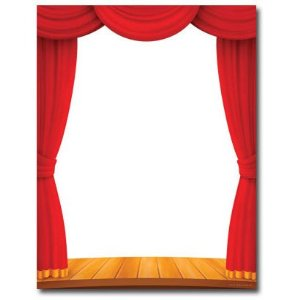 Stage curtain clipart theater stage clipart clipart kid
