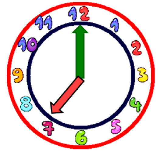 Clock Free Clipart - Clipart Kid