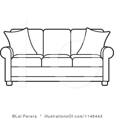 Couch Clipart Royalty Free Sofa Clipart Illustration 1146443 Jpg