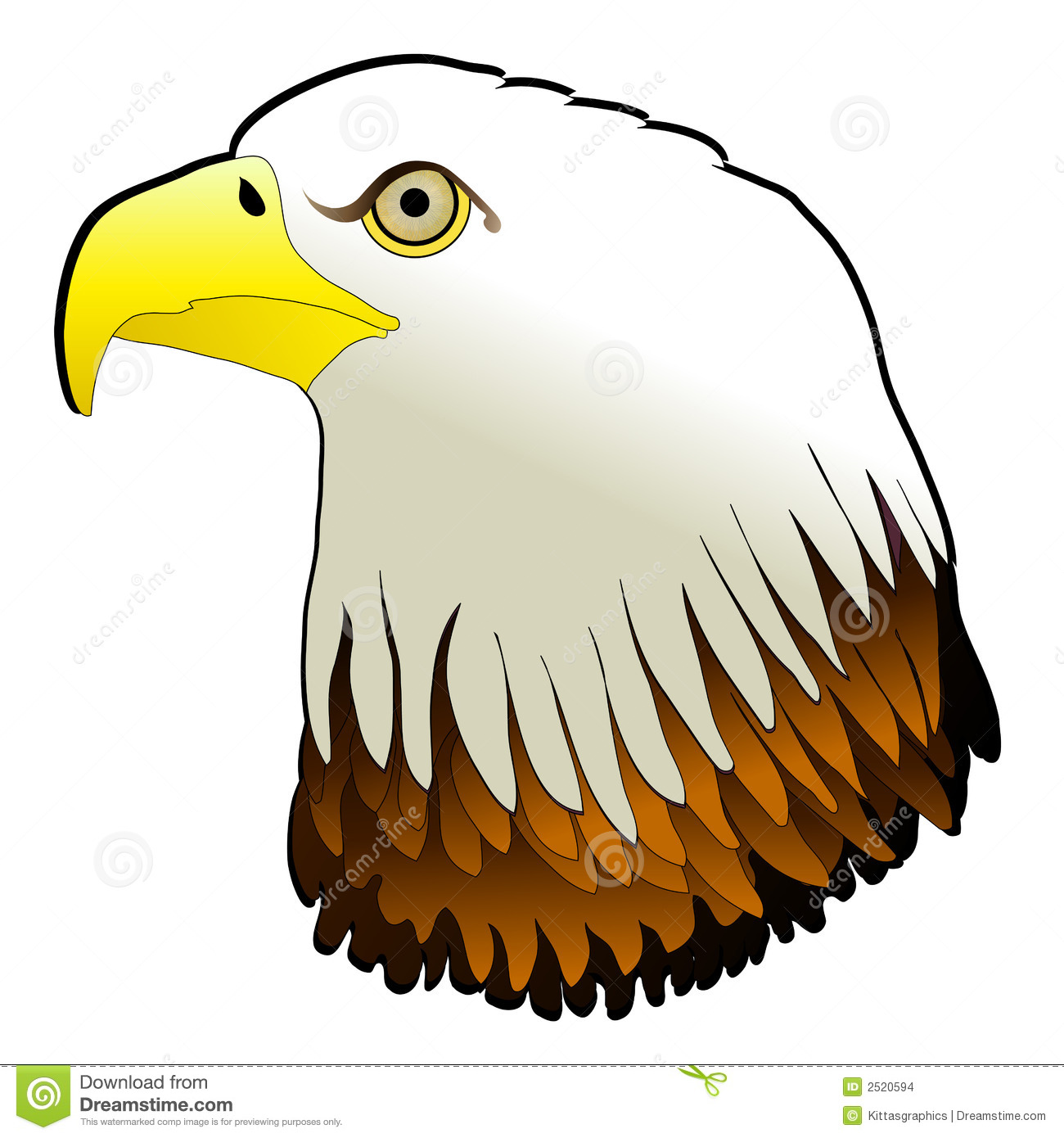 Eagle Clip Art With Raised Wings   Clipart Panda   Free Clipart Images