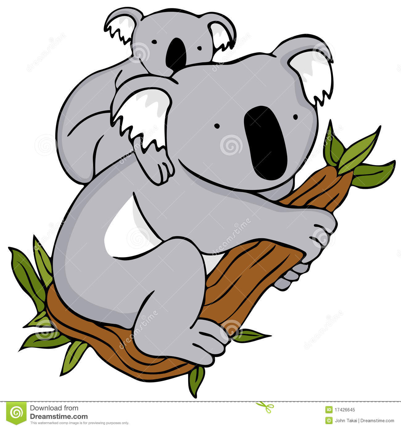 Go Back   Images For   Cute Koala Clipart