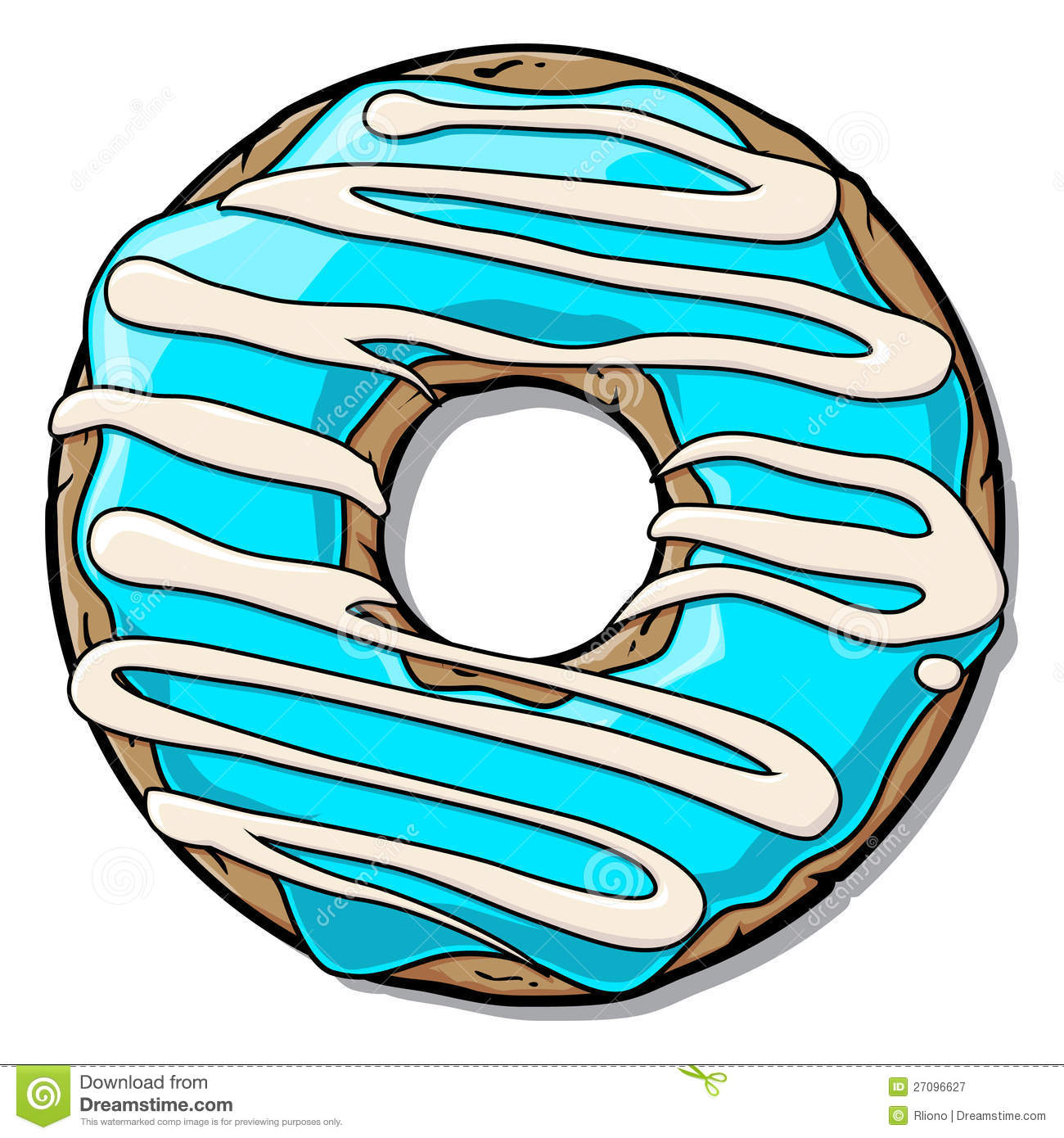 Go Back   Images For   Donut With Sprinkles Clipart