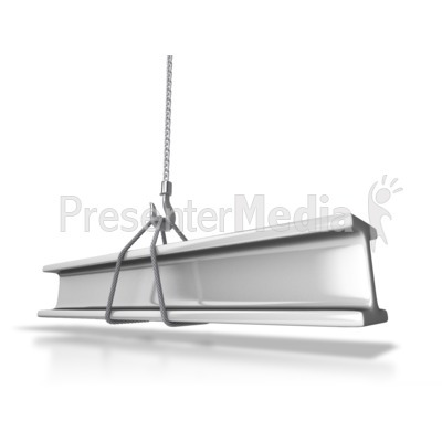 Hauling Steel Beam   Business And Finance   Great Clipart For