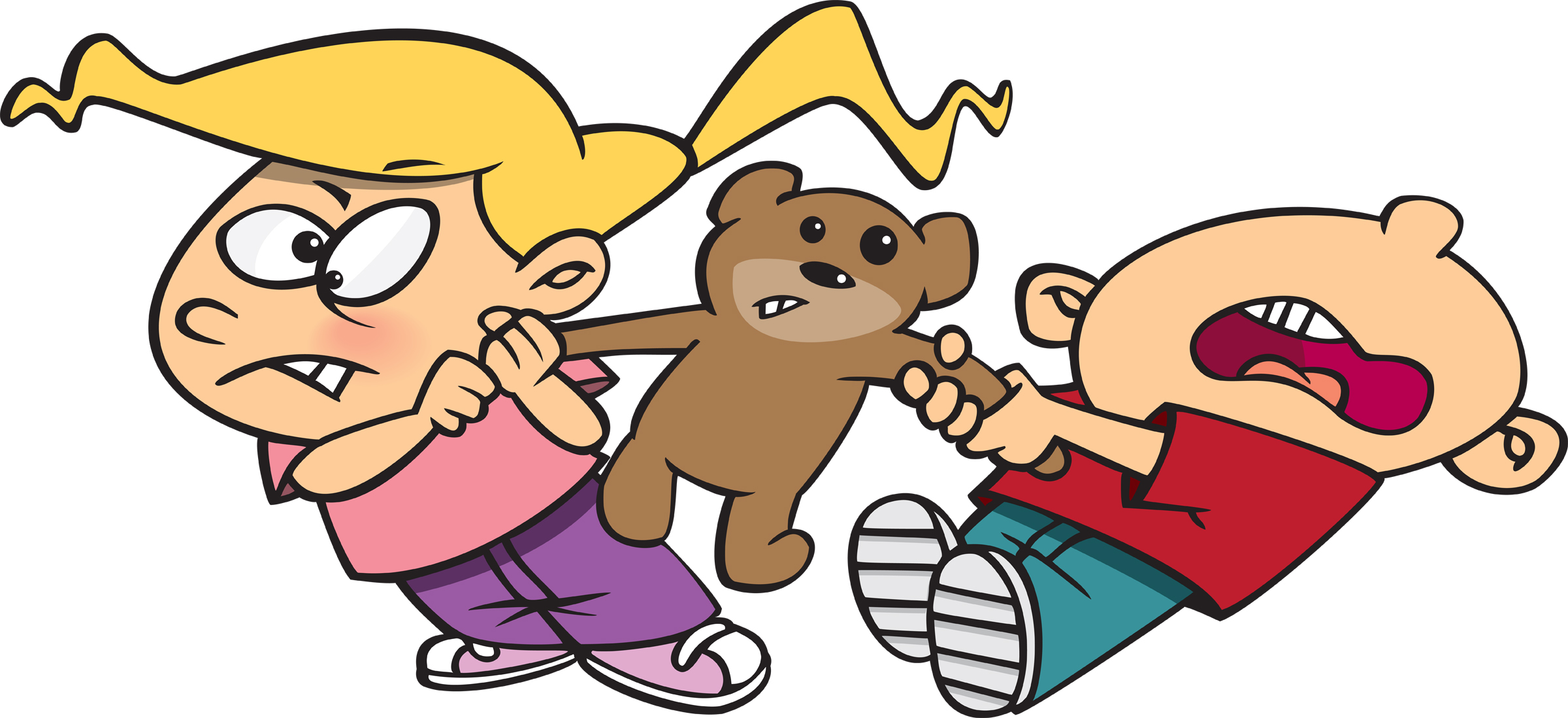 People Fighting Clipart - Clipart Kid