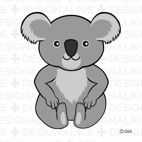 Clip Art Koala Bear Clip Art clip art koala bear clipart kid clipart