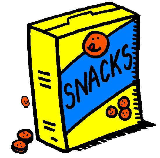 Snack Clipart - Clipart Kid