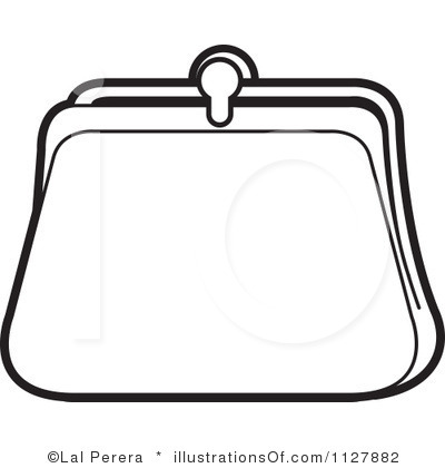 Purse Clipart Illustration   Clipart Panda   Free Clipart Images