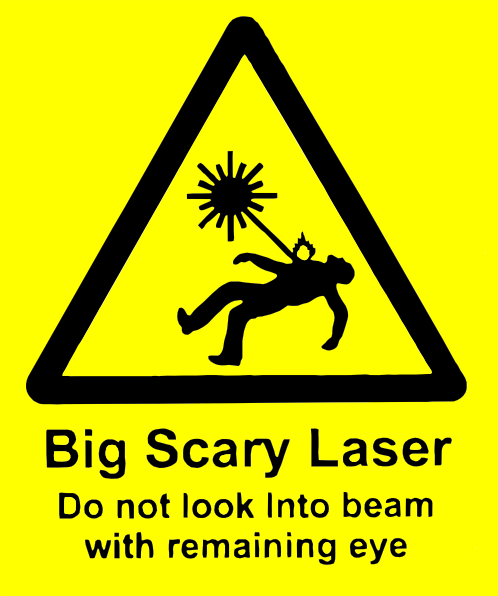 Scary Laser Clip Art At Clker Com   Vector Clip Art Online Royalty