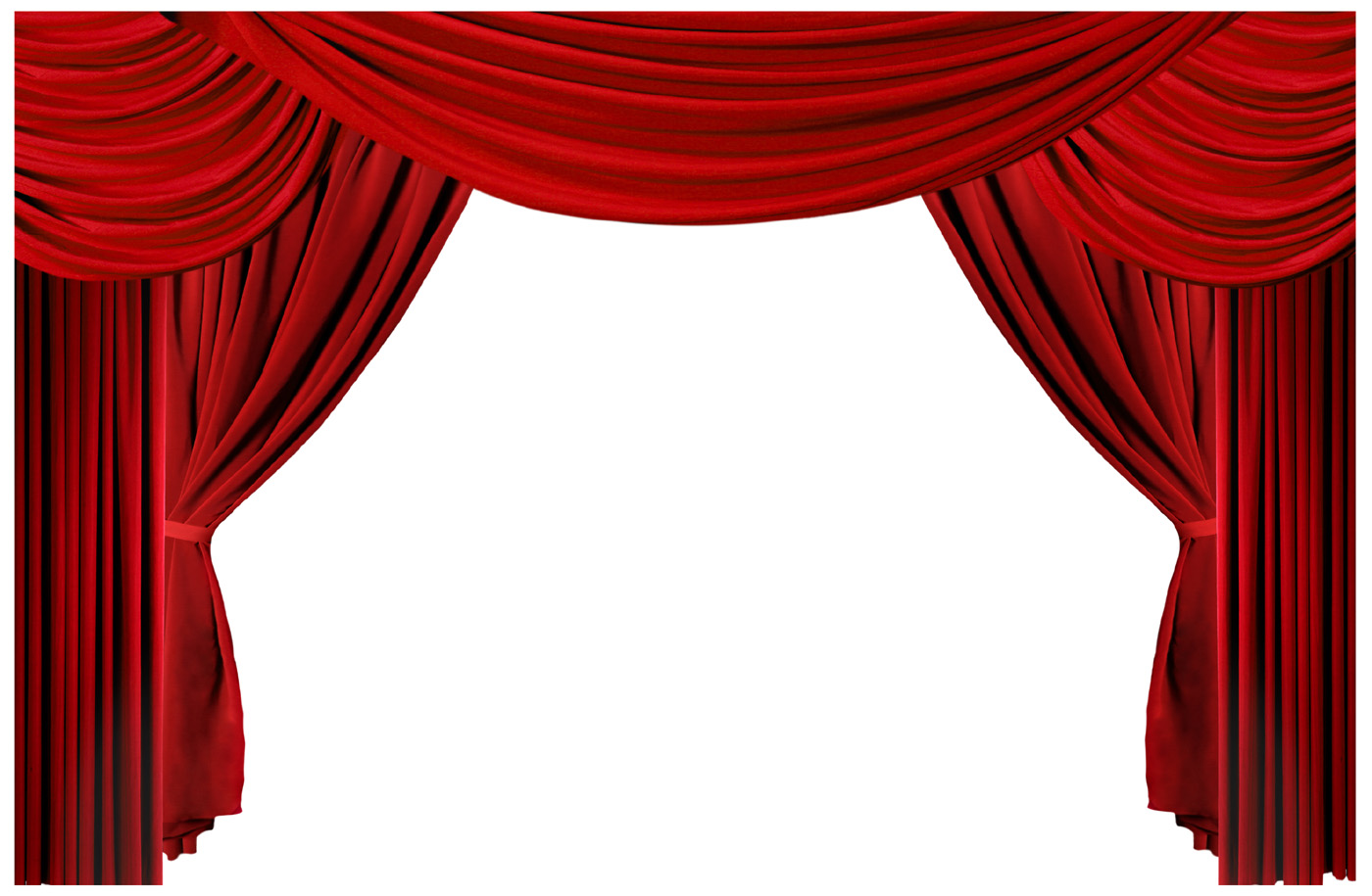 Stage Curtains Clipart   Cliparts Co