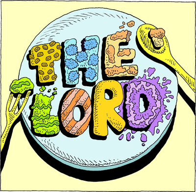 Taste And See That The Lord Is Good   Psalms Clip Art   Christart Com