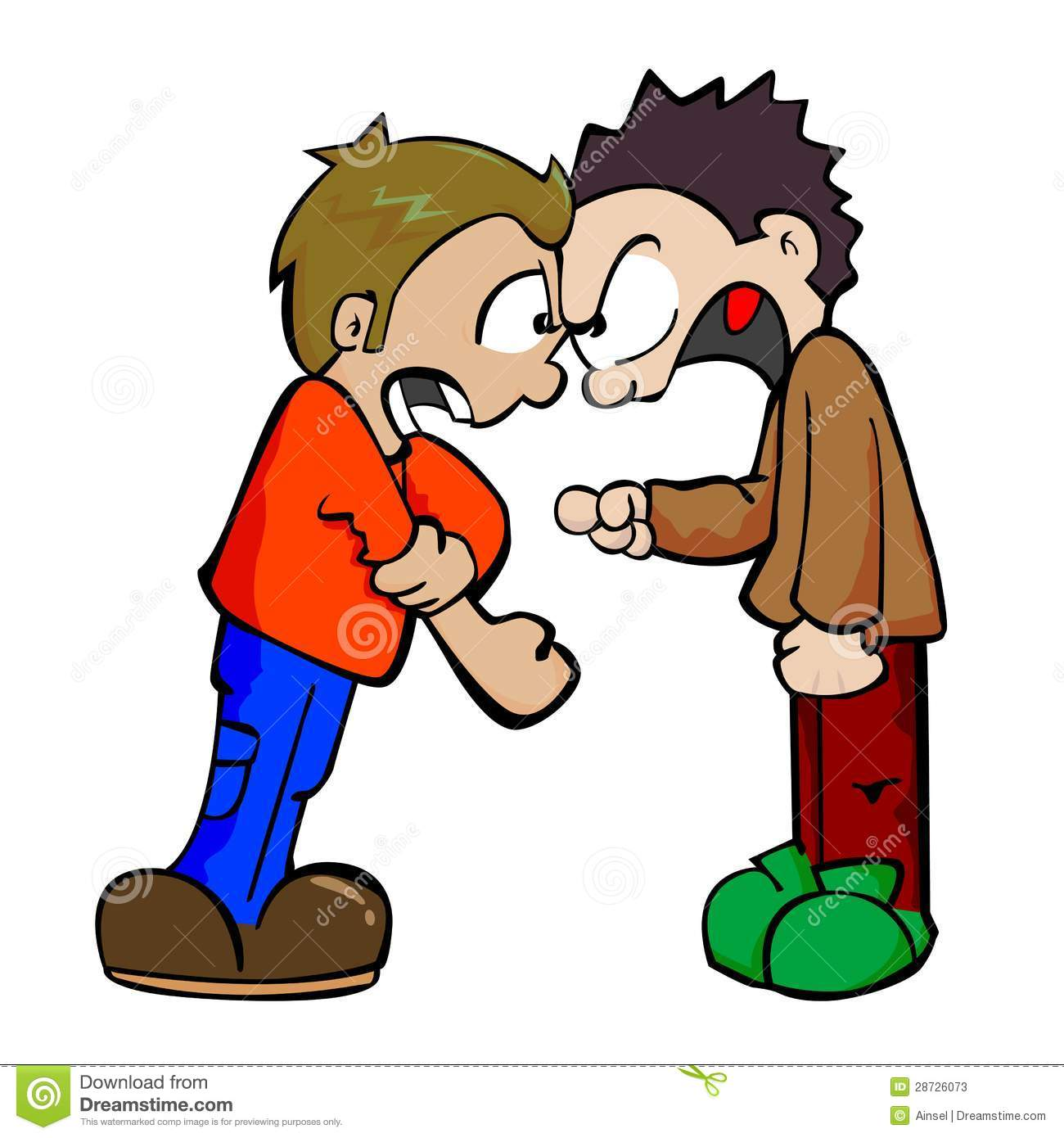 Two Boys Fighting Stock Photos   Image  28726073