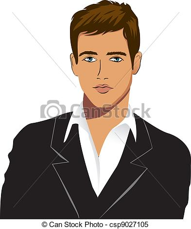Young Man Clipart - Clipart Kid