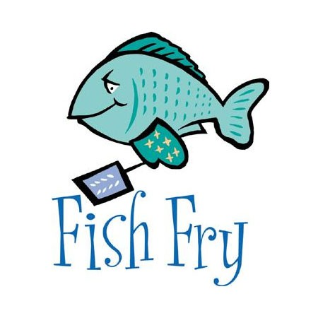 Church Fish Fry Clip Art