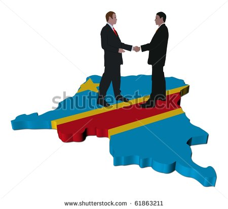 Clip Art Shake Hand By Call
