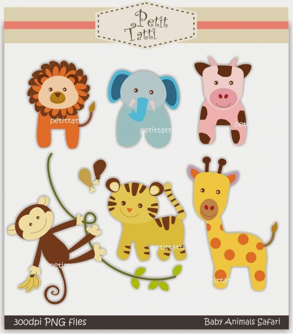 Toddler Jungle Clipart - Clipart Kid
