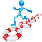 Life Raft Clipart Raft Clipart
