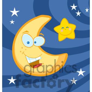Moon Clip Art Photos Vector Clipart Royalty Free Images   1