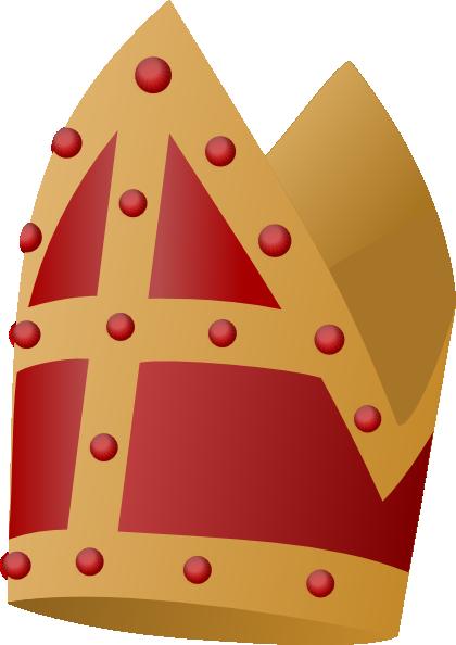 Papal hat clipart outline - 3d picture frame psds
