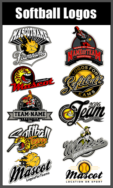 Slow pitch softball clipart clipart suggest for Softball logos for t shirts
