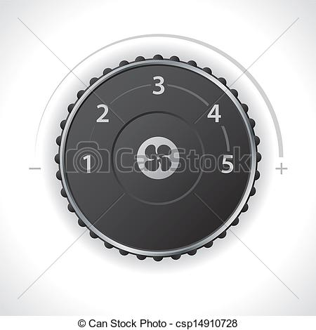 Speed Setting Gauge For Dashboard Csp14910728   Search Clipart