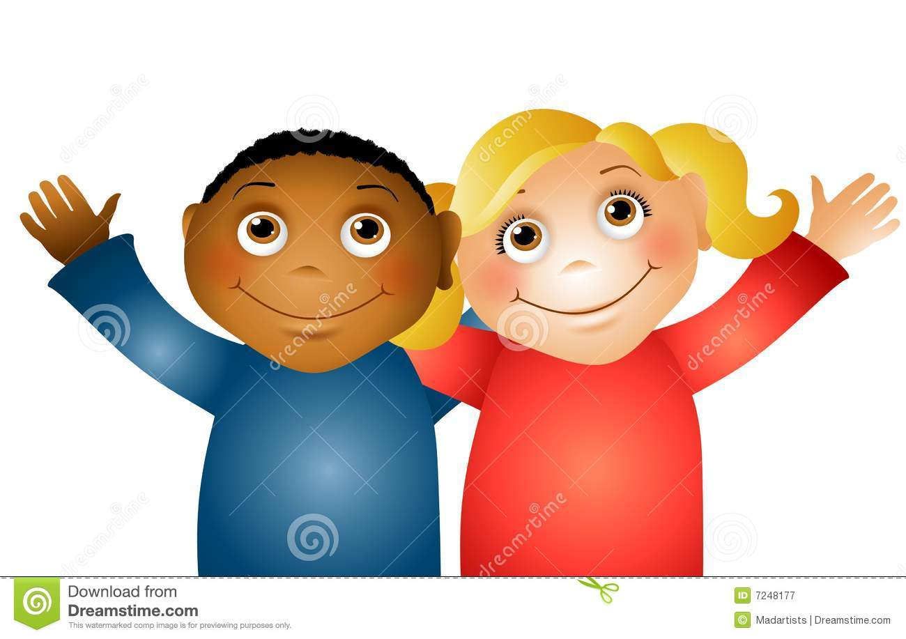Black And White Friends Hugging Clipart - Clipart Kid