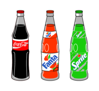 Clip Art Coca Cola Clip Art coca cola clipart kid bottle vector download 476 vectors page 2