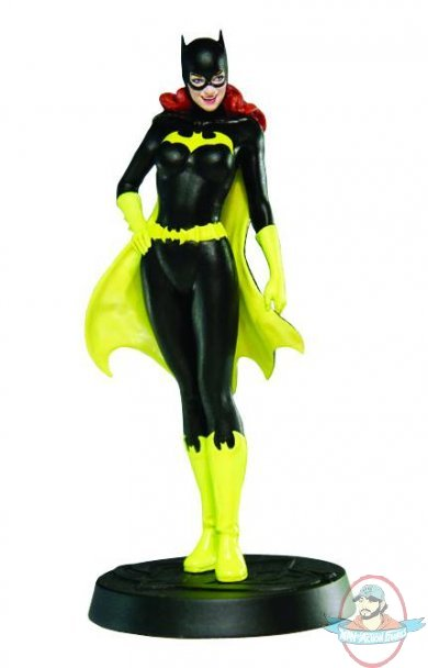 Dc Superhero Collection Figurine Magazine Brings Together Dc Comics