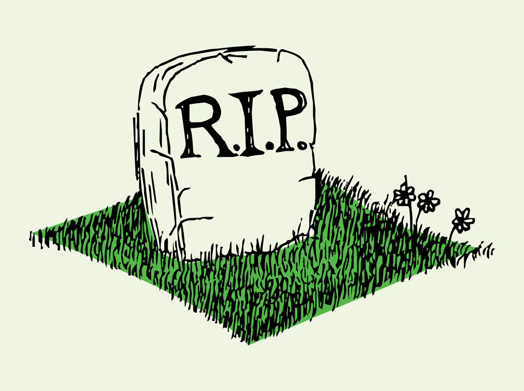Rip Grave Clipart - Clipart Kid