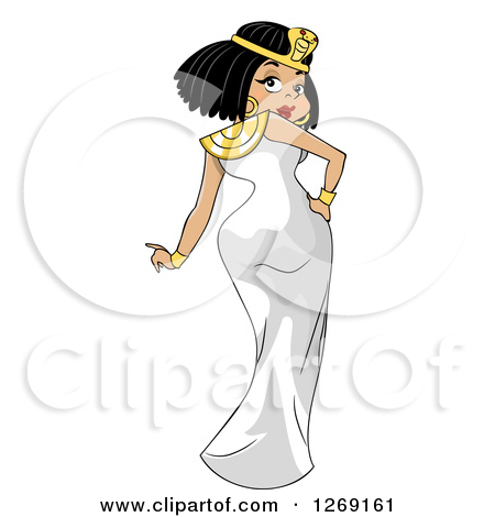 Royalty Free  Rf  Cleopatra Clipart Illustrations Vector Graphics  1