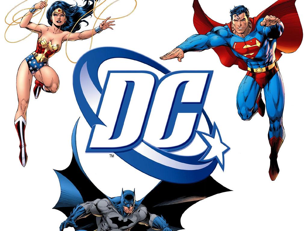 dc comics clipart clipart suggest