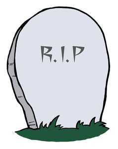 Clip Art Headstone Clipart gravestone with flower clipart kid tombstone image rip on a gravestone
